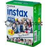 Fujifilm Instax Instant Film Wide 2x 10 sheets