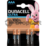 Duracell Ultra Power AAA 4pack