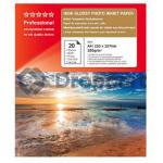 Agfa A4 High Glossy Photo Inkjet Papier 260 grams