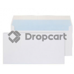 Raadhuis envelop met stripsluiting 110x220mm