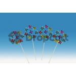 SummerPlay Windmolen met 8 rozetten