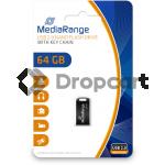 MediaRange USB nano flash drive 64GB