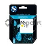 HP 10 printkop geel