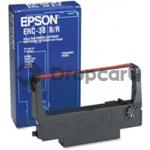 Epson ERC-38BR zwart en rood