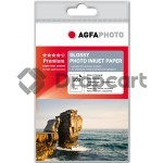 Agfa Premium glossy fotopapier 10x15 cm wit