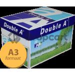 Double A Premium A3 papier 5 pakken (80 grams) wit