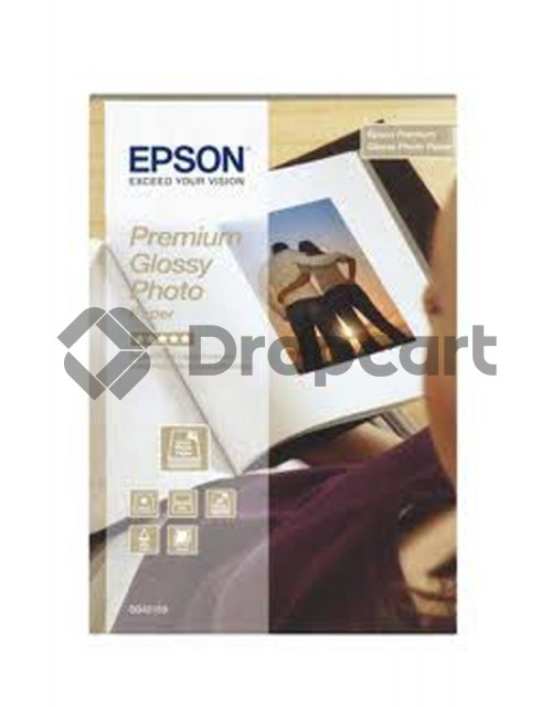 Epson Premium glossy photo paper 255g/m2 100x150mm