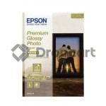Epson Premium glossy photo paper 255g/m2 130x180mm