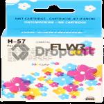 FLWR HP 57 kleur (Huismerk)