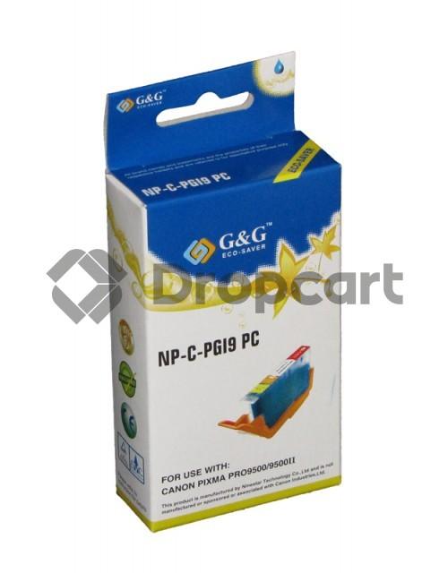 Canon PGI-9PC foto cyaan (Huismerk)
