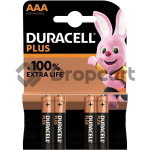 Duracell AAA Plus Power 4-pack