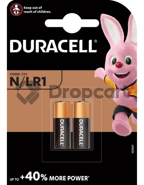 Duracell N Plus Power