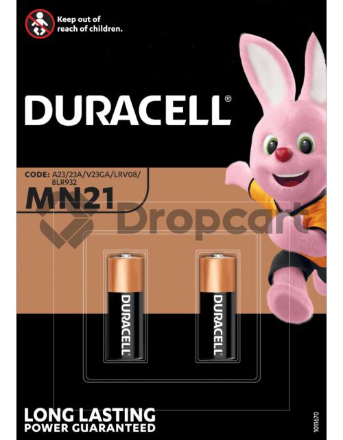Duracell MN21 12V Long Lasting Power