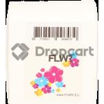 FLWR Dymo 99013 Adreslabel transparant (Huismerk)
