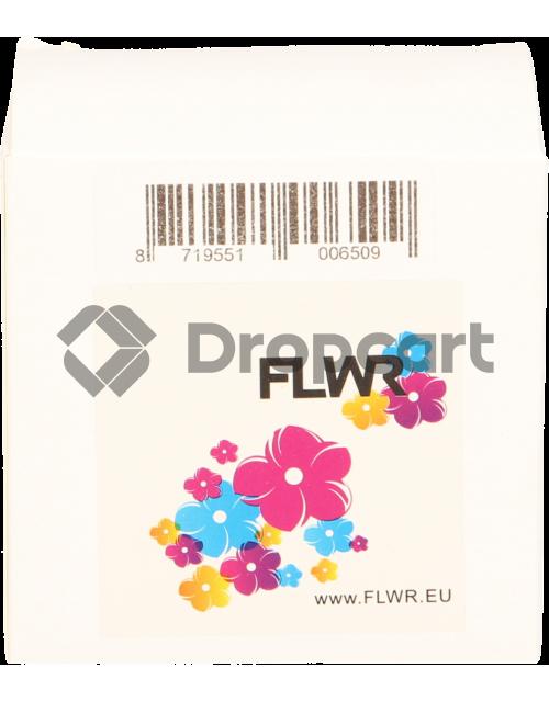 FLWR Dymo 99018 Ordner smal wit (Huismerk)