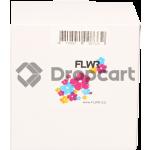 FLWR Brother DK-22205 wit (Huismerk)