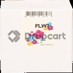 FLWR Brother DK-11209 wit (Huismerk)