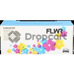 FLWR Brother DR-1050 zwart (Huismerk)