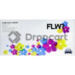FLWR HP 126A Drum zwart en kleur (Huismerk)