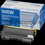 Brother TN-2000 zwart