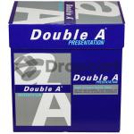 Double A Presentation A4 Papier 5 pakken (100 grams) wit