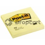 3M Post-it 76x76mm geel