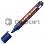Edding 360 Whiteboard marker blauw