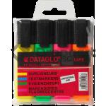 Dataglo Markeerstift 4-pack