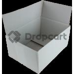 White label Postdozen Wit 220x155x100mm wit (Huismerk)