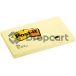 3M Post-it 76x127mm geel