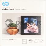 HP fotopapier 10x15 cm wit