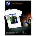 HP A4 t-shirt folie transparant
