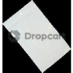 Merkloos Gripsealzakje 80 x 120mm 100 stuks transparant