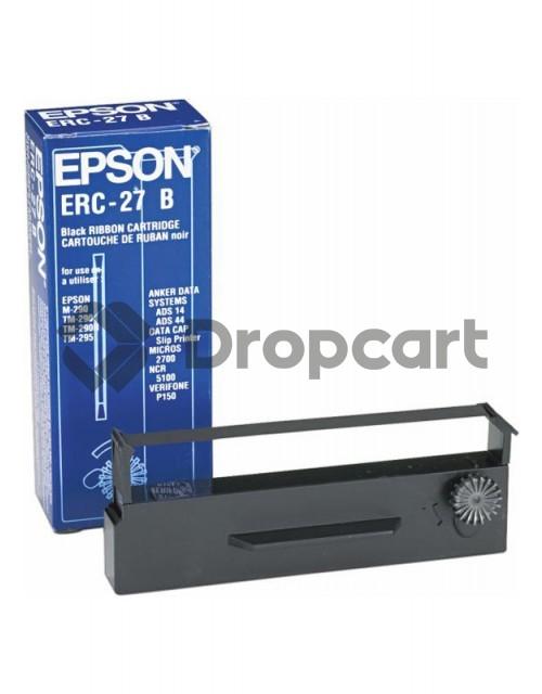 Epson ERC-27 inktlint zwart