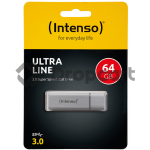 Intenso USB Drive 3.0 64 GB Zilver